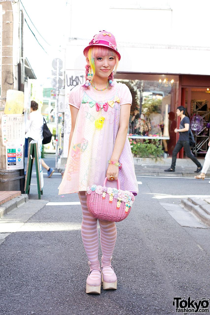 Sakura Kiss Decora And Fairy Kei Style