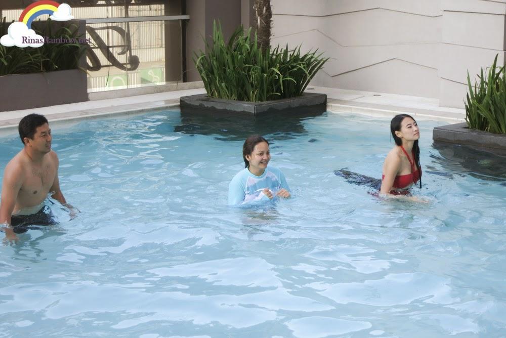 Aqua Zumba F1 Hotel