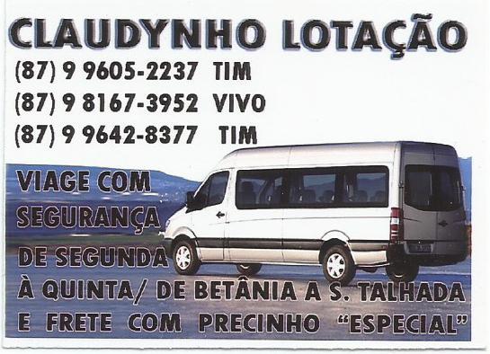 Claudynho Lotação