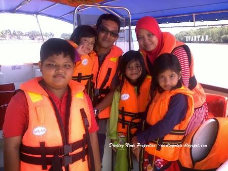 Kuantan River Cruise.2012