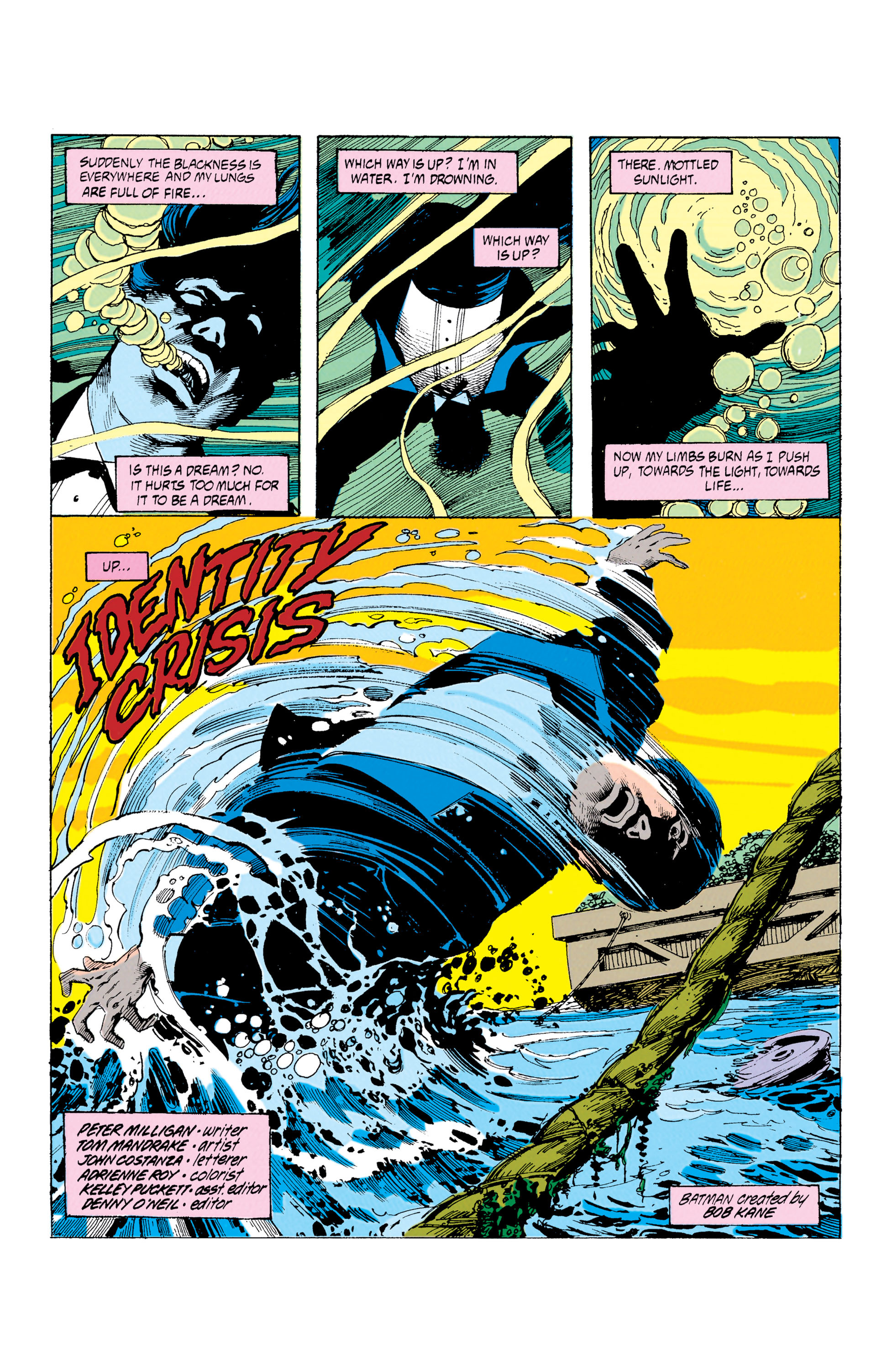 Detective Comics (1937) Issue #633 Page 2