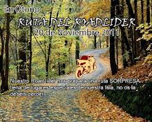 Ruta del Road Lider