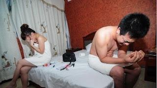 Foto ABG Kena Razia Di Hotel