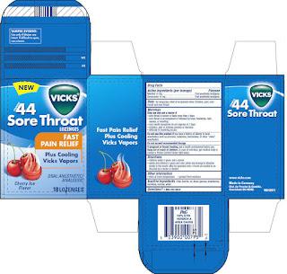 Komposisi , Harga , Vicks Formula 44 Untuk Obat Batuk Berdahak , Kering -  Dry Cough , Ingredients
