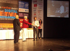 Manthan South Asia Awards - 2012