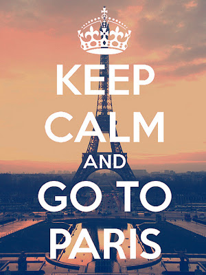 paris, nous voilà!