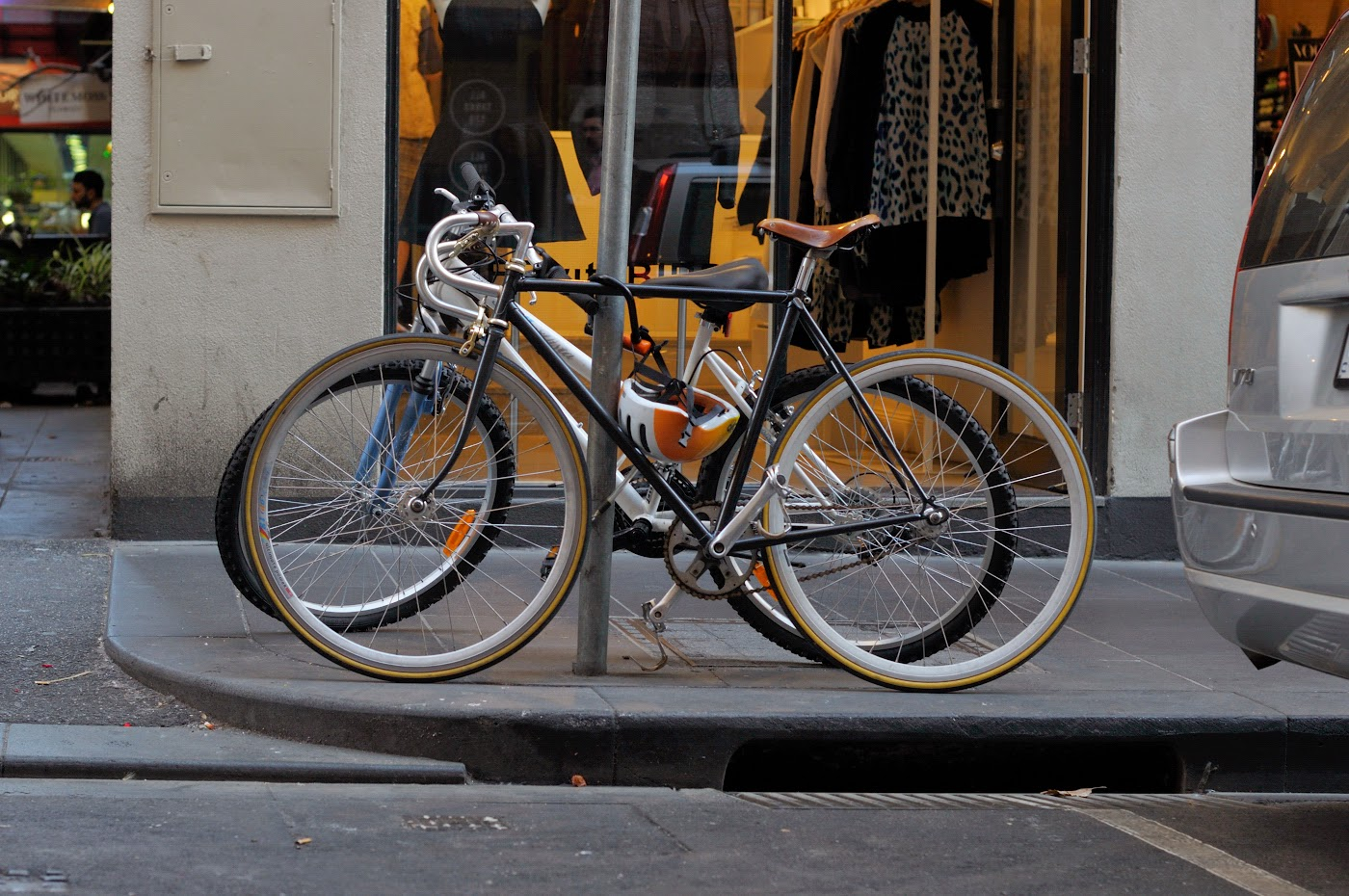 Bespoke, customisation, conversion, frame, Melbourne, Australia, tim macauley, the biketorialist, single speed, custom, flinders lane, bike, bicycle,