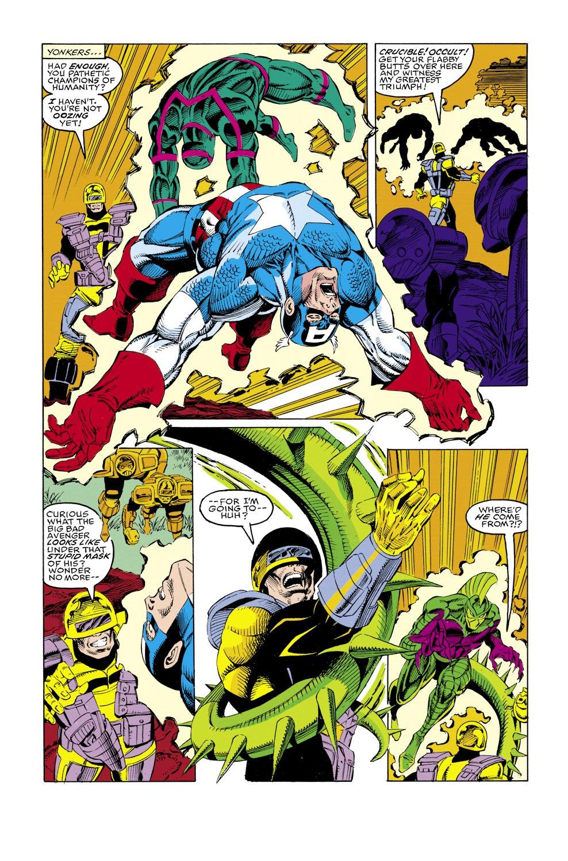 Captain America (1968) Issue #426 #376 - English 19