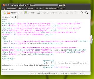 Görgetősáv Ubuntu 11.04