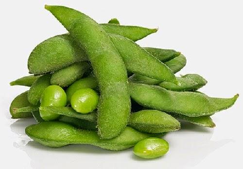Manfaat Kacang Edamame
