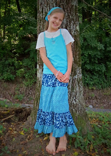 http://creativecustomclothing.blogspot.com/2013/09/barrel-skirts.html