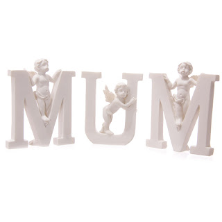 MUM letters - mother's day
