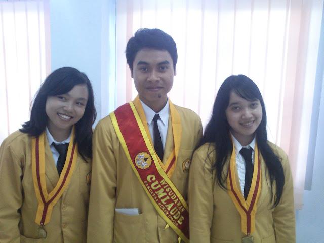 Happy Graduation! Wisuda Sarjana Unsoed, Selasa, 19 Maret 2013