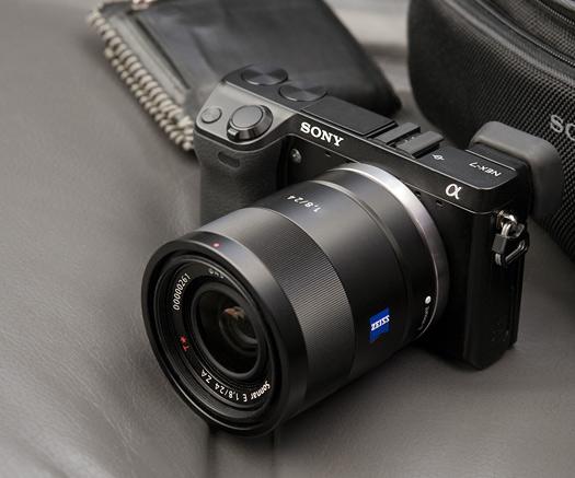 sony nex carl zeiss e-mount lens