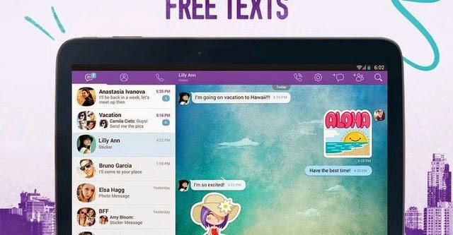 Viber 5.0 Android: có thể gọi video