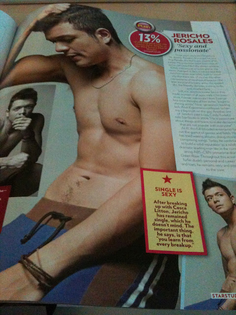 jericho rosales, pinoy sexiest stars