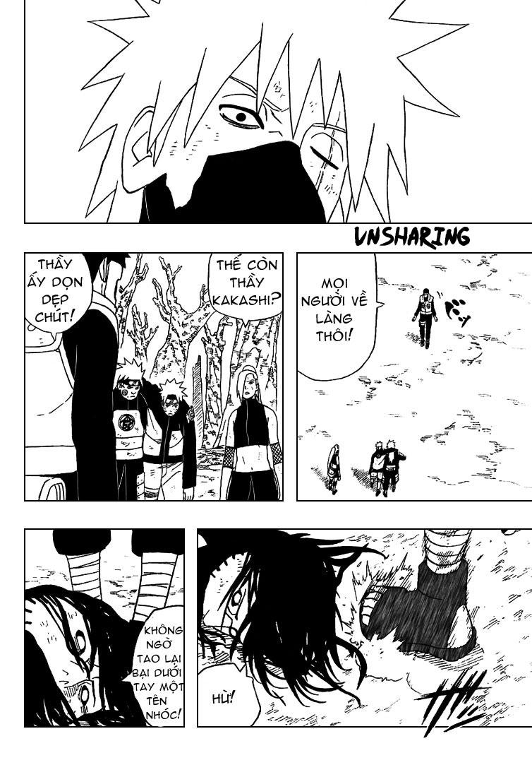 Naruto chap 342 Trang 8 - Mangak.info