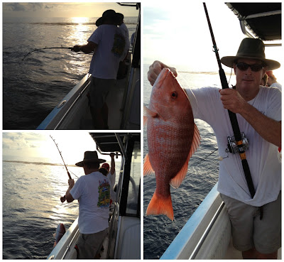 deep sea fishing gulf coast