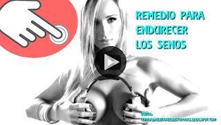 Como endurecer los senos rápidamente de forma natural CON ESTE GRAN REMEDIO
