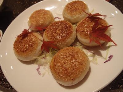 辣椒蟹生煎包