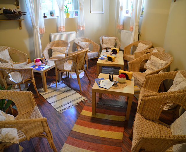 camera bunicii tea house