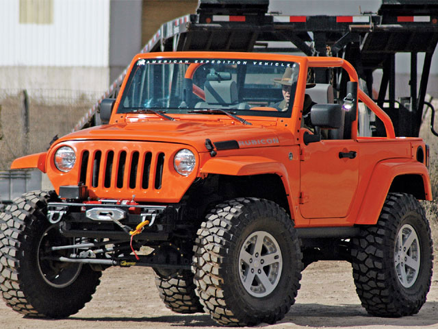Used Jeep Wrangler Parts