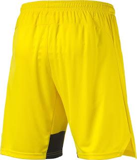 Celana Borrusia Dortmund home terbaru bagian belakang liga Eropa musim 2015/2016 di enkosa sport toko jersey bola terpercaya lokasi di jakarta