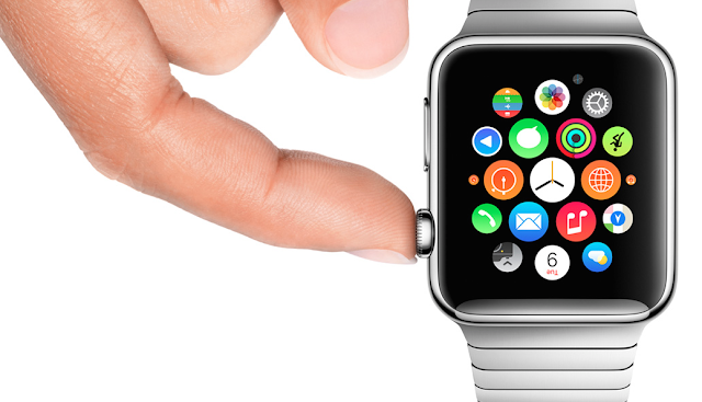 Come allacciare cinturino Apple Watch - inserire