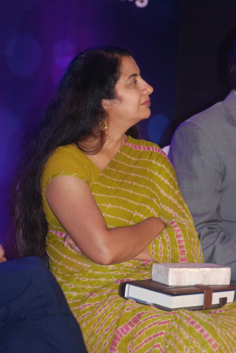 suhasini maniratnam @ a saint in the boardroom book launch latest photos