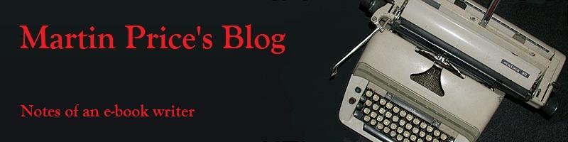 Martin Price's Blog