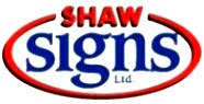 shaw signs