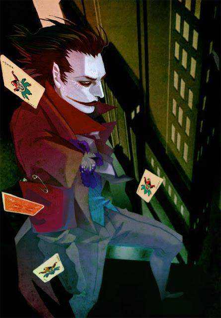 Ilustraciones del Joker 40