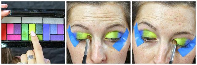 laurajanestyle mermaid makeup tutorial step by step makeup