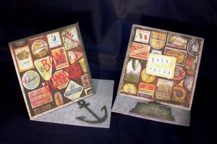 Foto Mini-Twisted-Easel-Karten