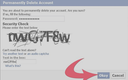 How to delete facebook account permanently simple steps news thats all after following the given two steps wait for 14 days because your account will be deleted after 14 days before that if you log in to your ccuart Images
