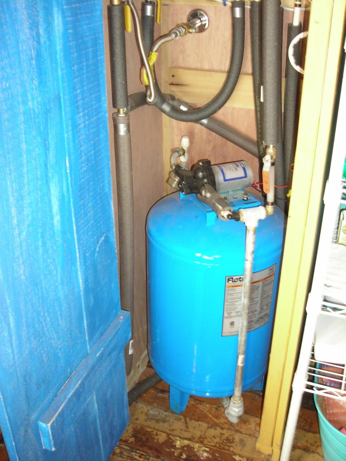 Off-grid Cabin: Rainwater Harvesting
