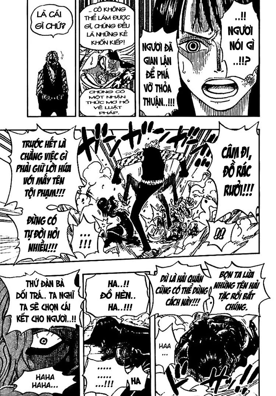 One Piece Chap 382 - truyen One Piece online