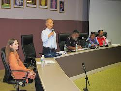 Malaysia Day 2013 Discussion,UMS, KK, Sabah
