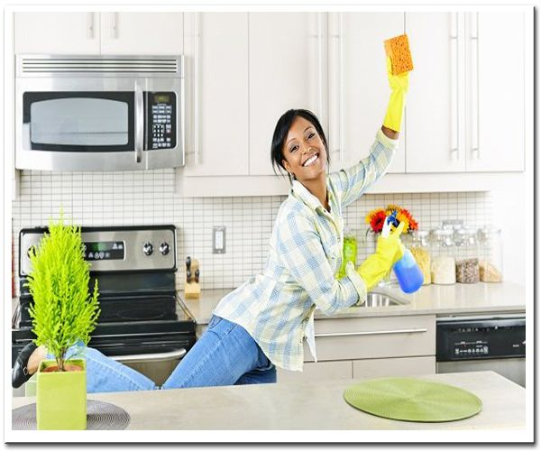 Mẹo dọn dẹp nhà cửa sạch sẽ đón tết