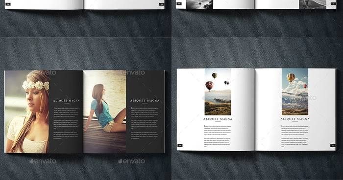 Best 3 Photography Portfolio Brochure Design Template Graphicbattle