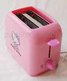Toaster Hello Kitty