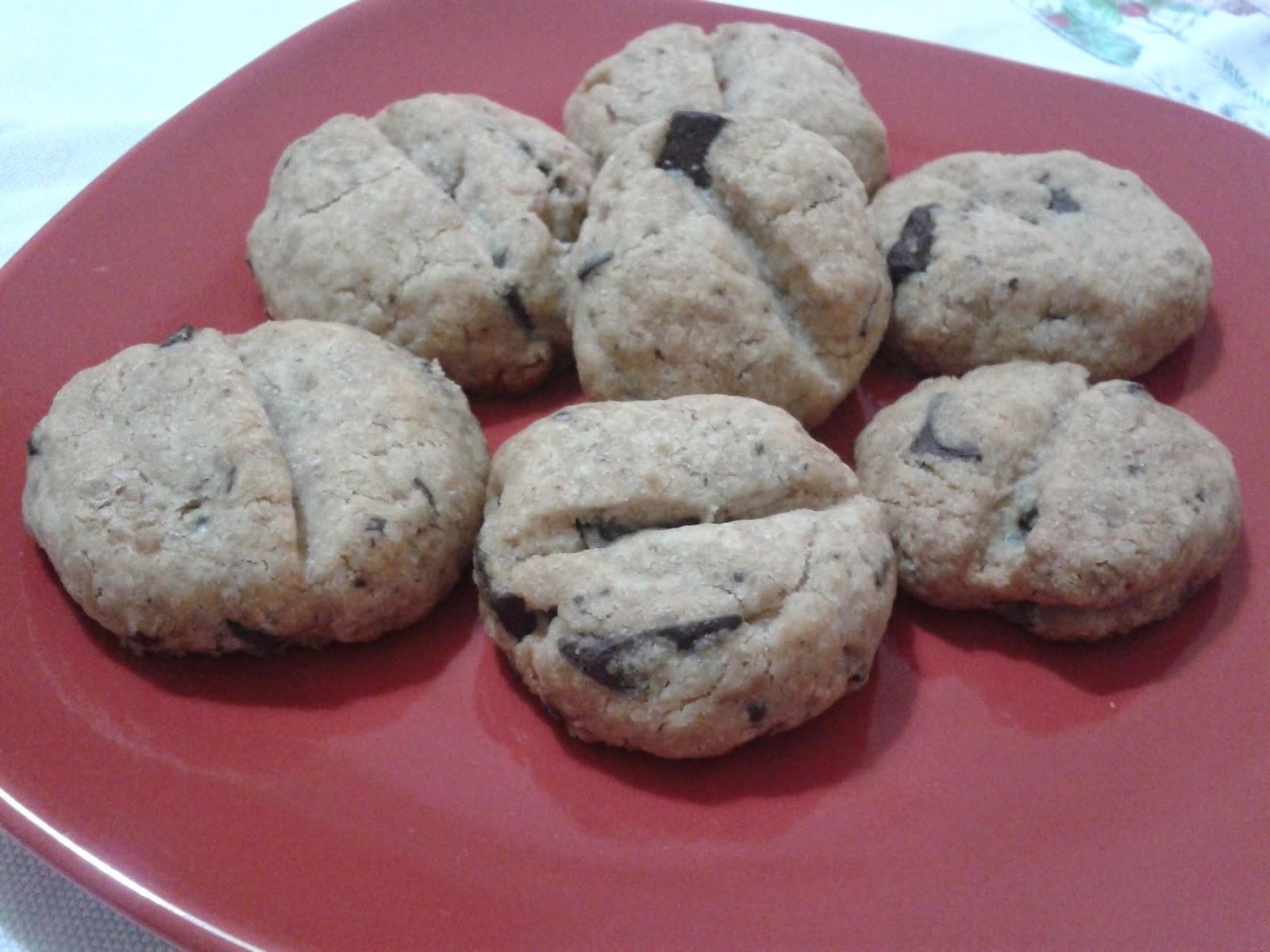 biscotti al caffè di benedetta parodi