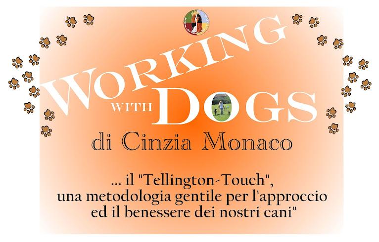 Il T-Touch con Cinzia
