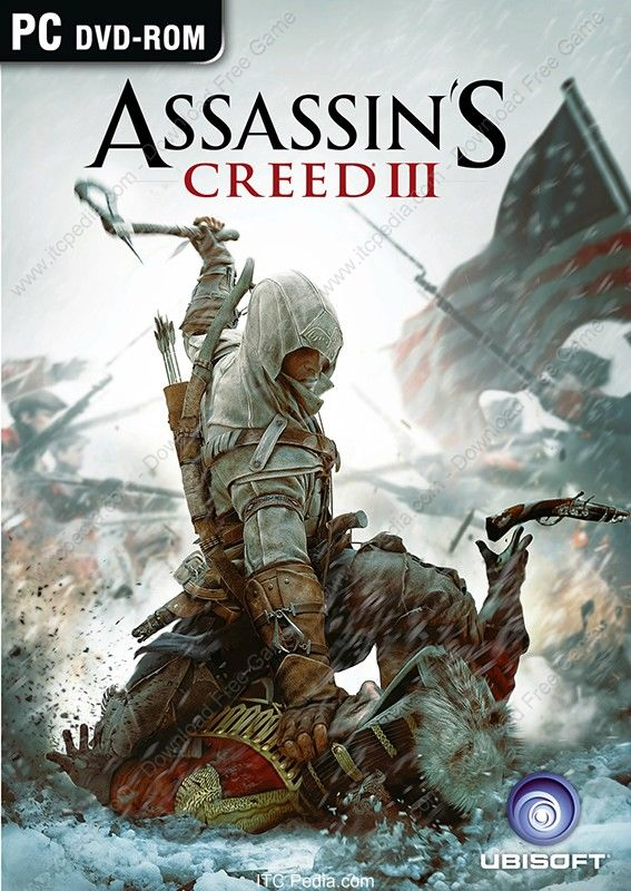Assassins Creed III Update v1.04 Proper - RELOADED