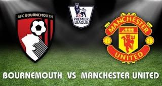 Prediksi AFC Bournemouth vs Manchester United