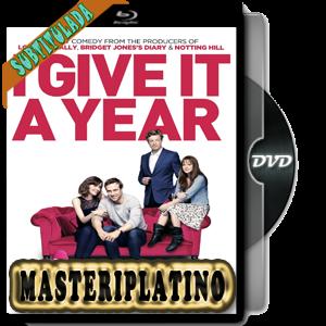 I Give It a Year 2013 BrRip Subt-Español PL-MG