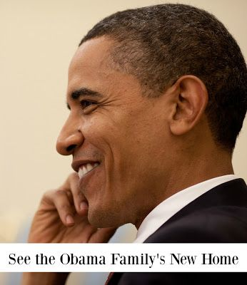 See the Obama's Home