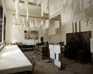 The Laundry Room at Beningbrough