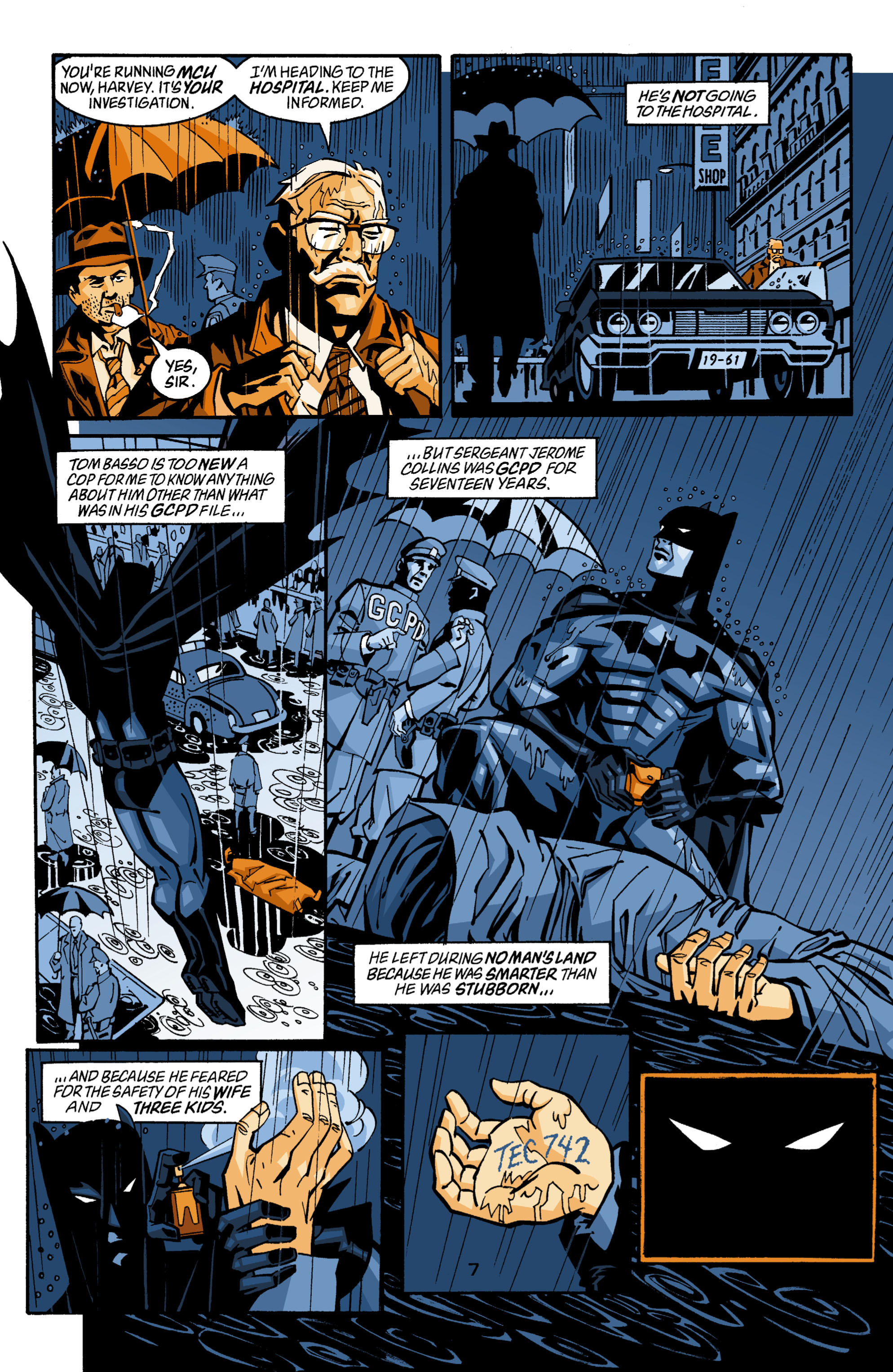 Detective Comics (1937) Issue #742 Page 8