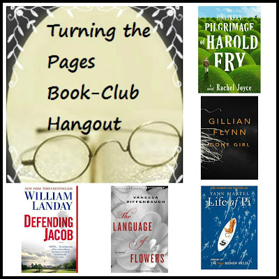 turning the pages online bookclub